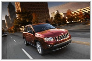 Автомобиль Jeep Compass 2.4 AT